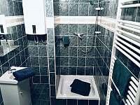 Koupelna v 1. patře - Josefův Důl - Dolní Maxov