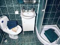 Koupelna v rodinném pokoji - Josefův Důl - Dolní Maxov