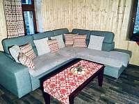 Malá společenská místnost se saunou - pronájem chaty Josefův Důl - Dolní Maxov