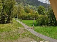 Příjezdová cesta - chata k pronájmu Josefův Důl - Dolní Maxov