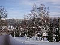 Výhled z terasy - Josefův Důl - Dolní Maxov