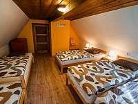 Oranžový pokoj - 5 lůžek - Hejnice