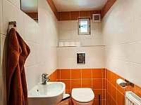 Samostatná toaleta - Hejnice