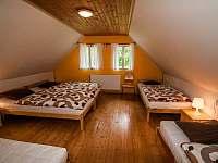Žlutý pokoj - 4 + 2 lůžka - Hejnice