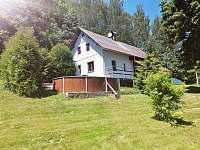ubytování s blízkým koupáním v Jizerských horách