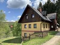 Chalet na Tanvaldském Špičáku - chata ubytování Tanvald