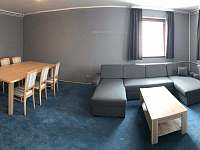 Jídelan a obývací pokoj (Viktor) - chata k pronájmu Tanvald