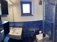 Koupelna I (Eduard) - chata k pronájmu Tanvald