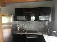 Kuchyně (Eduard) - chata ubytování Tanvald