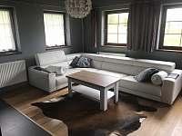 Obývací pokoj (Eduard) - chata ubytování Tanvald