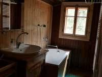 koupelna - chalupa k pronájmu Kořenov - Příchovice