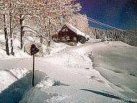 Chalupa k pronajmutí - zimní dovolená Příchovice