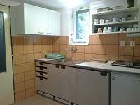 Kuchyňka 1 - Příchovice