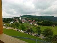 podhorská vesnička Příchovice