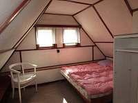 pokoj v podkroví - Příchovice