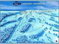 Ski areál Čáp Příchovice