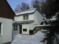 ubytování Albrechtice v Jizerských horách na chatě k pronajmutí