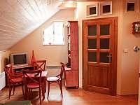obývací pokoj v druhém horním apartmánu - Kořenov - Polubný