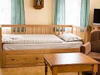 spodní apartmán přistýlka - roubenka k pronajmutí Kořenov - Polubný