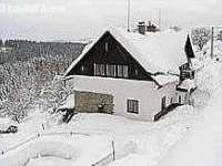 ubytování na Silvestra v Jizerských horách