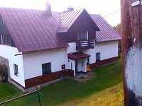 ubytování Český Šumburk u Tanvaldu Apartmán na horách