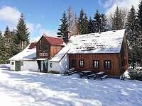 800 m.n.m. - pronájem chaty Janov nad Nisou - Hrabětice