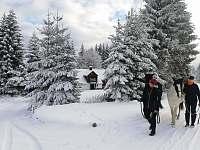 Nejvyhledávanější oblast Jizerských hor - chata k pronájmu Janov nad Nisou - Hrabětice