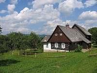 Boučkova chalupa - Držkov