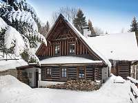 Budova v zimě