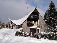 Chalupa k pronájmu - zimní dovolená Horní Polubný