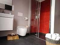 koupelna - pronájem chaty Pěnčín - Alšovice
