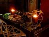 noční Jupiter - chata k pronájmu Pěnčín - Alšovice