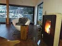 Obývací místnost - Pěnčín - Alšovice