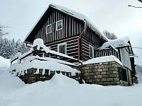zimní pohádka - pronájem chalupy Český Šumburk