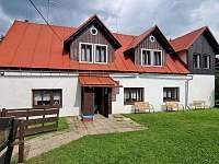 Dolní Maxov ubytování 31 lidí  pronajmutí