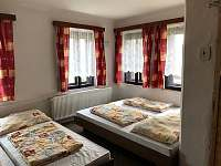Pokoj v patře 6-ti lůžko - Dolní Maxov