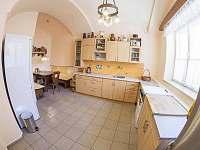 kuchyň - chata k pronájmu Vysoké nad Jizerou