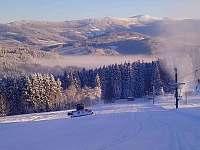 skiareál Větrov - pronájem chaty Vysoké nad Jizerou