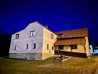 Příchovice ubytování 18 lidí  ubytování