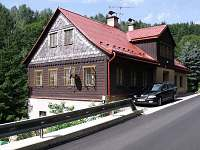 ubytování Skiareál Severák na chalupě k pronajmutí - Bedřichov