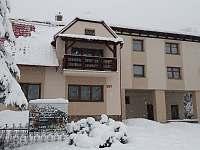 ubytování Lyžařský areál U Čápa - Příchovice v apartmánu na horách - Albrechtice v Jizerských horách
