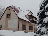Apartmán Anežka Albrechtice v Jizerských horách - k pronájmu