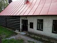 Chalupa Smržovka ubytování - pronájem