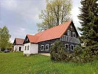 Chalupa ubytování v obci Veselá u Semil