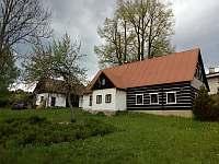 Chalupa k pronajmutí - okolí Horního Maxova