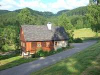 Levné ubytování v Jizerských horách Chata k pronájmu - Oldřichov v Hájích