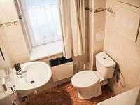 koupelna - chalupa k pronájmu Josefův Důl
