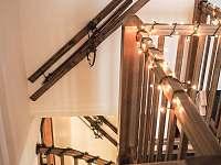 schodiště - Josefův Důl