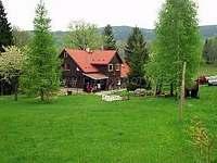 Chalupa na samotě u lesa - ubytování Rejdice