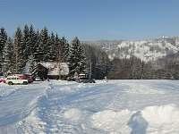 Zima v Rejdicích - pronájem chalupy